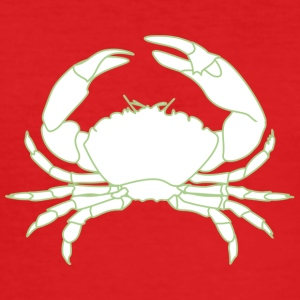 Green crab - Männer Slim Fit T-Shirt