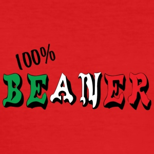 100% mexicaine Beaner - Tee shirt près du corps Homme