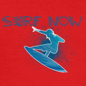 surf nu 6 01 - Herre Slim Fit T-Shirt