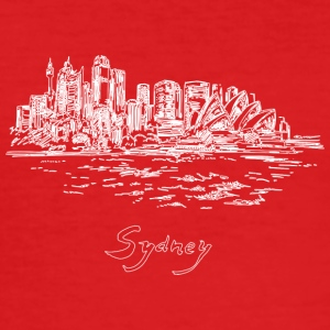 Sydney City - Australia - Men's Slim Fit T-Shirt