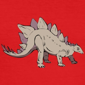 Stegosauraus - slim fit T-shirt