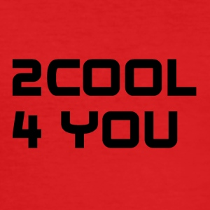 2COOL4YOU - Herre Slim Fit T-Shirt