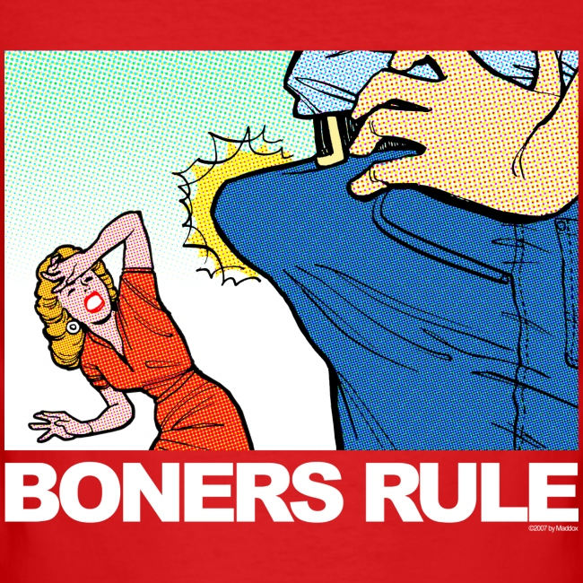 BONERS RULE