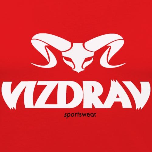 VIZDRAV - Männer Slim Fit T-Shirt