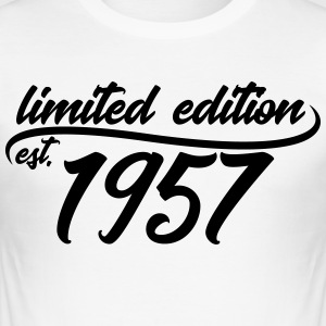 Limited Edition 1957 is - Tee shirt près du corps Homme