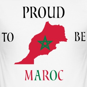 MOROCCO COLLECTION - Männer Slim Fit T-Shirt