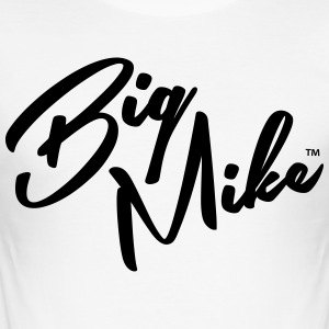 BIG MIKE - Herre Slim Fit T-Shirt