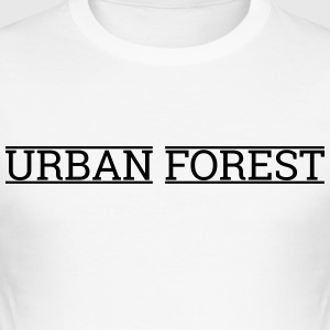 Urban forest - Men's Slim Fit T-Shirt