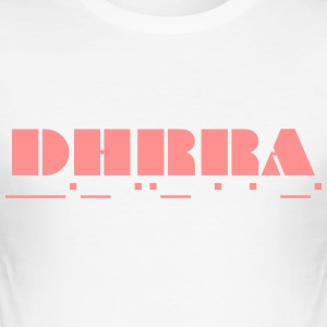 Queen - Queen - Dhrra | ROT13 - Morse - Herre Slim Fit T-Shirt