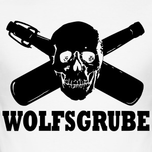 Wolfsgrube shit 2016 - Slim Fit T-shirt herr