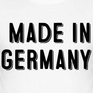 Made in Germany - Herre Slim Fit T-Shirt