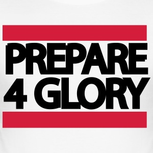 prepare4glory - Slim Fit T-shirt herr