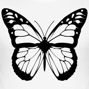 butterfly - Men's Slim Fit T-Shirt