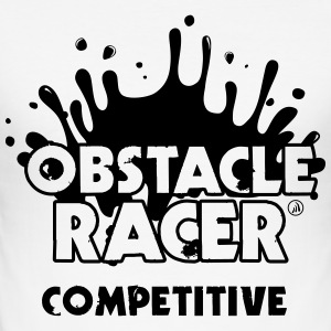 Obstacle Racer Competitive - Tee shirt près du corps Homme