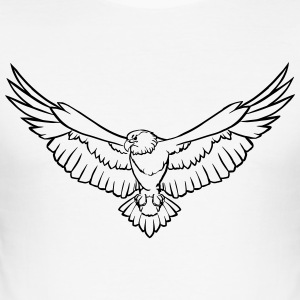 Eagle - Men's Slim Fit T-Shirt