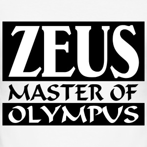 Zeus _-_ Master_Of_Olympus - slim fit T-shirt