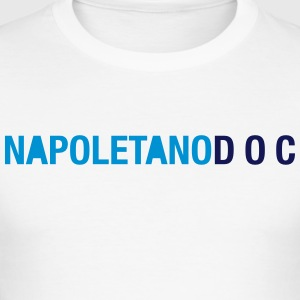 NapoletanoDOC - Slim Fit T-shirt herr