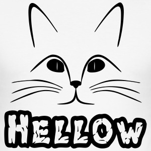 Hellow - Slim Fit T-shirt herr