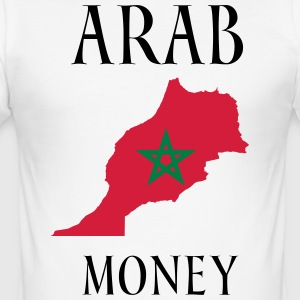 MOROCCO COLLECTION - Men's Slim Fit T-Shirt