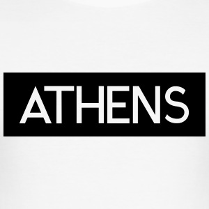 athens - Men's Slim Fit T-Shirt