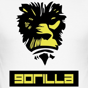 gorrila - slim fit T-shirt