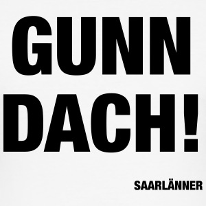 GUNN DACH! - Männer Slim Fit T-Shirt