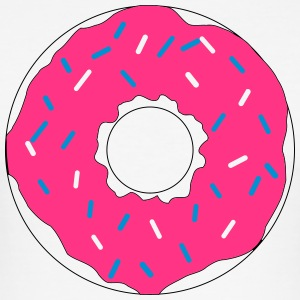Donut - Männer Slim Fit T-Shirt