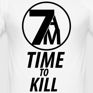 TIME TO KILL - slim fit T-shirt