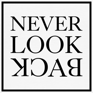 Never Look Back - CLEVELAND SHIRTS - Männer Slim Fit T-Shirt