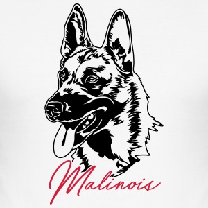 Malinois - Men's Slim Fit T-Shirt