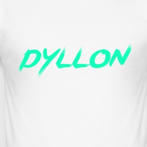 dyllon - Slim Fit T-skjorte for menn