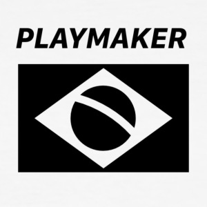 playmaker Brasilien - Herre Slim Fit T-Shirt