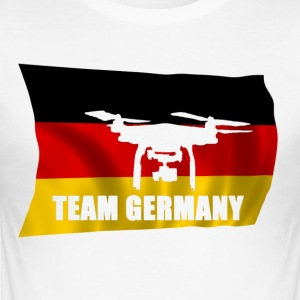 Team Germany - Männer Slim Fit T-Shirt