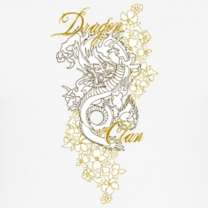 dragon clan - Men's Slim Fit T-Shirt