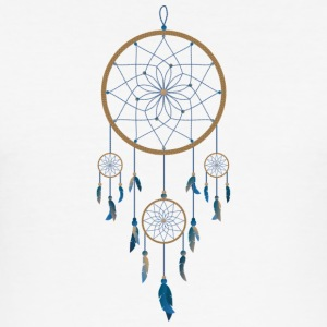 Culture Dream catcher - Men's Slim Fit T-Shirt