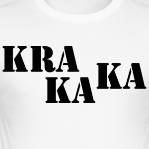 KraKaKa - Men's Slim Fit T-Shirt