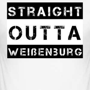 straight_wei - Neuenburg - slim fit T-shirt