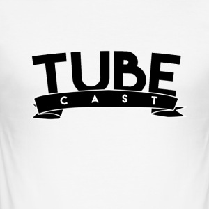TubeCast - Slim Fit T-skjorte for menn