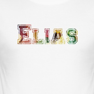 Elias - Männer Slim Fit T-Shirt