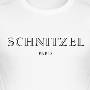 scavenger PARIS - Herre Slim Fit T-Shirt