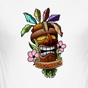 Crash Bandicoot Remastered OOGA BOOGA - Men's Slim Fit T-Shirt
