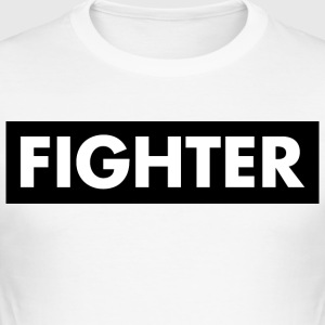 Fighter - slim fit T-shirt