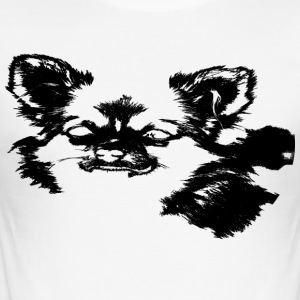 Chihuahua Design 2 - Slim Fit T-shirt herr