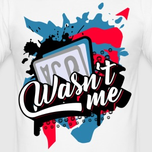 Scooter Tuning Vol. II - Was not me It was not me - Men's Slim Fit T-Shirt
