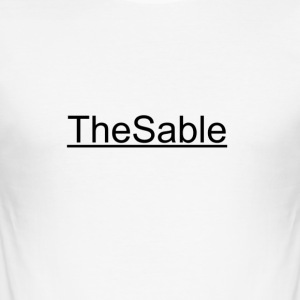 TheSable Sable T-Shirt - Männer Slim Fit T-Shirt