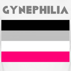 GYNEPHILIA FLAG - Slim Fit T-skjorte for menn