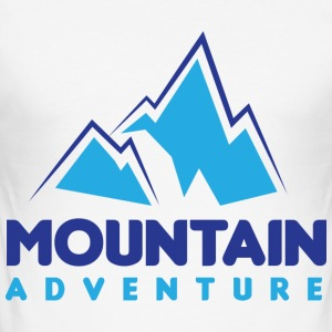 Mountain Adventure - slim fit T-shirt