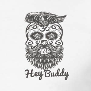 Hey Buddy - MrMuri - slim fit T-shirt