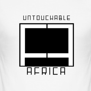 Untoutable - Slim Fit T-shirt herr