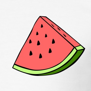 Watermelon - Men's Slim Fit T-Shirt